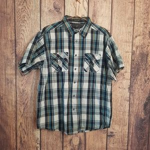 Beverly hills polo club boys XXL shirt button down